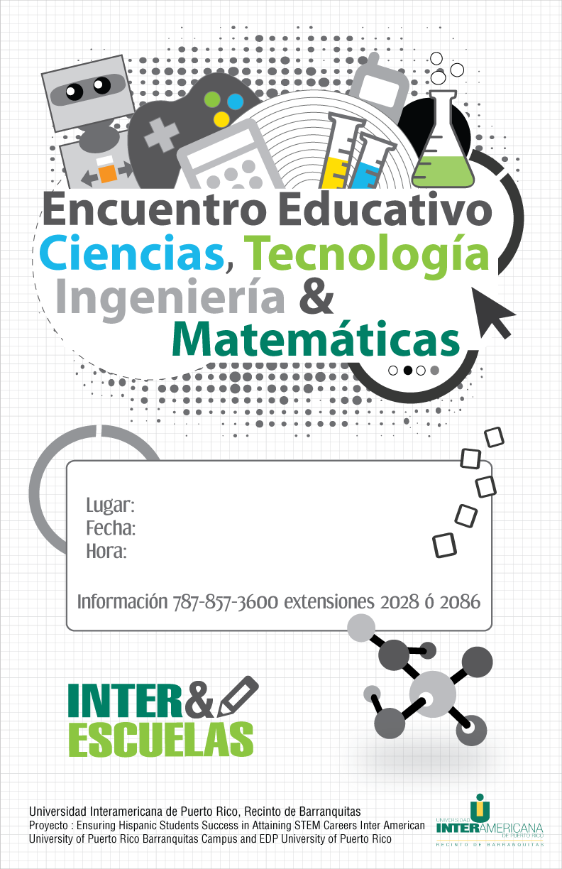 cartel Encuentro Educativo